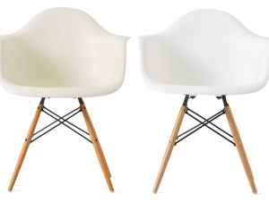 The Eames DAW Shell Chair