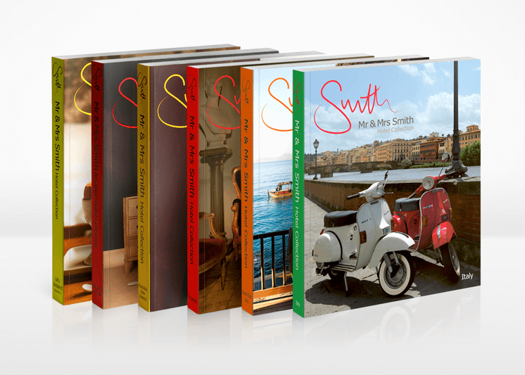 Giveaway | Mr & Mrs Smith Guidebooks
