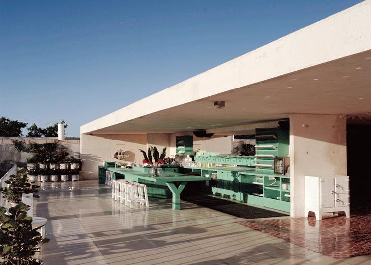 MrMrsSmith Basico RivieraMaya Mexico rooftopbar