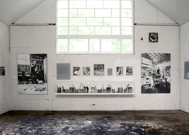 Pollock Krasner House 39 s