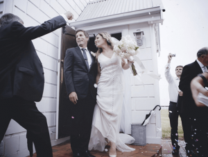 Surfing Stylista's Wedding Day