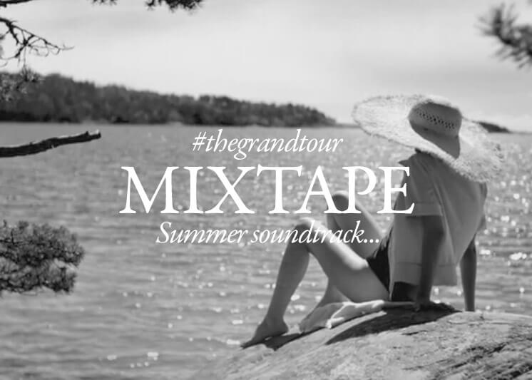 est Mixtape Poster SummerSoundtrack