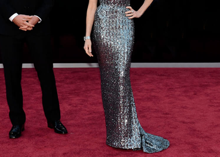 Est Magazine 2013 Oscars Red Carpet Trends