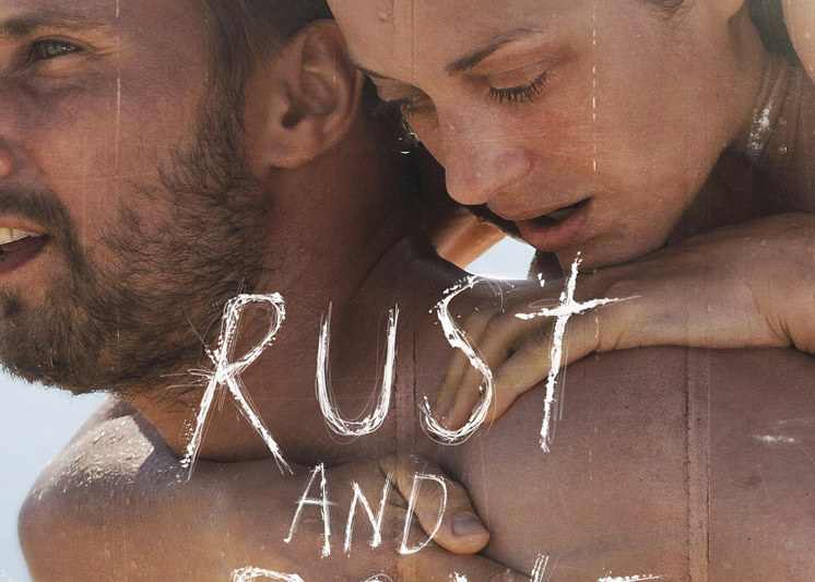Est Magazine Rust and Bone poster feature