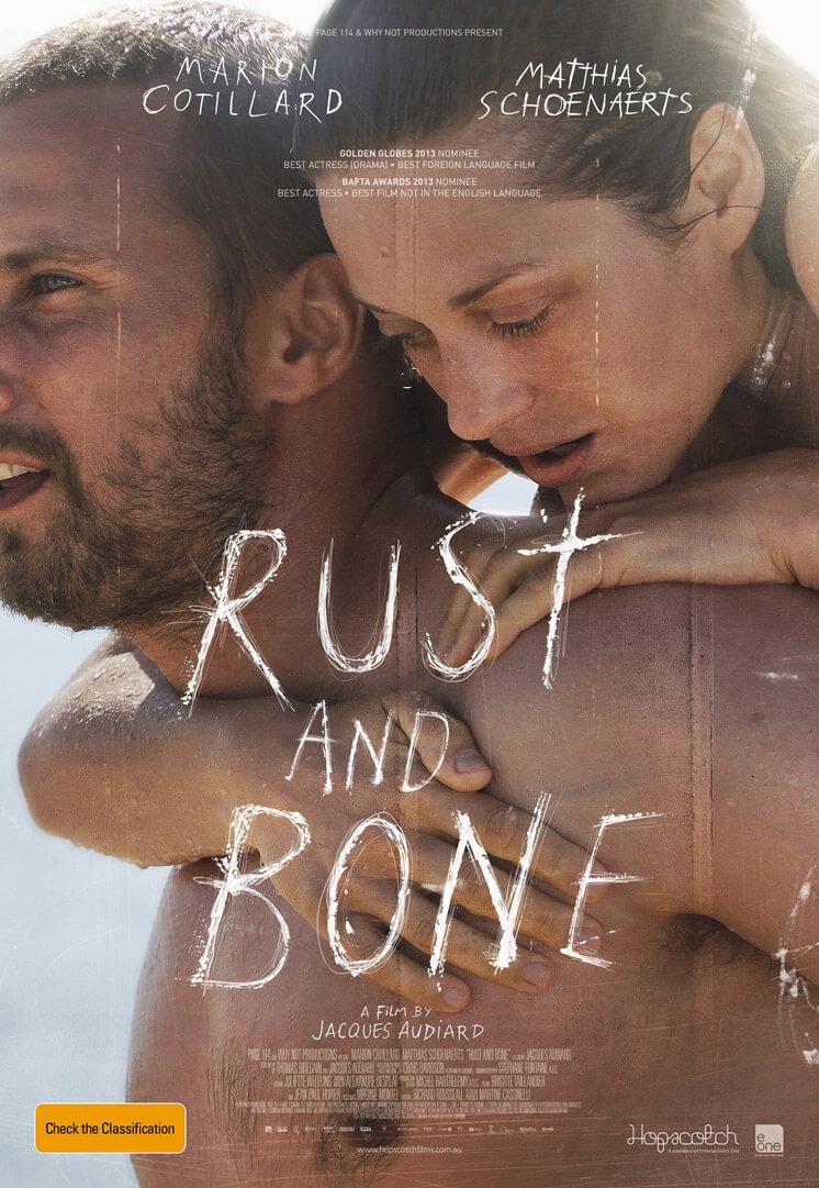 Est Magazine Rust and Bone poster