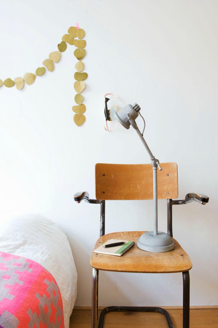 Marjon Hoogervorst Photographer Bedside Chair Est Magazine
