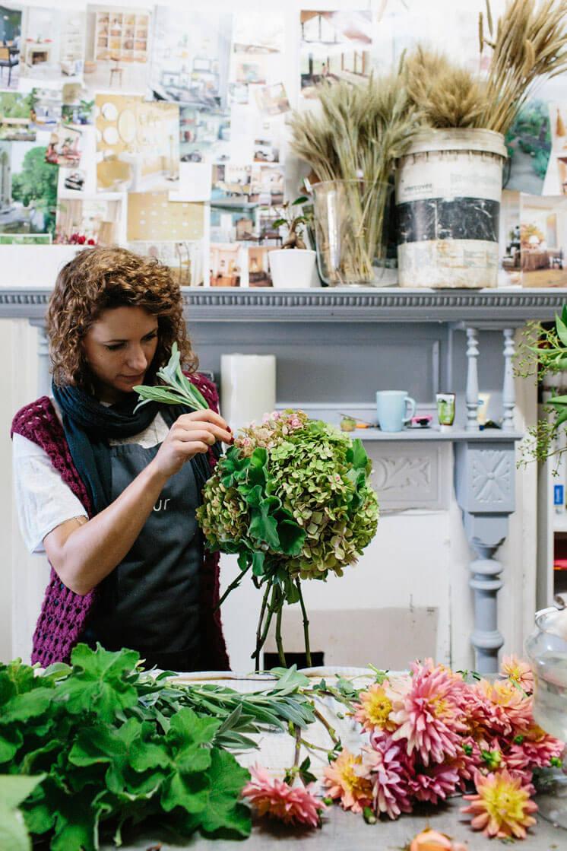 Fleur McHarg Floristry and Event Styling Florist Est Magazine