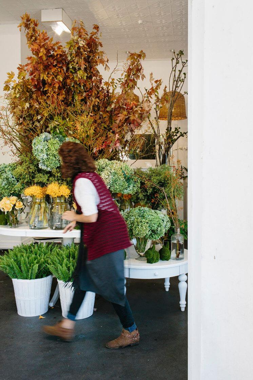 Fleur McHarg Floristry and Event Styling Shop Est Magazine