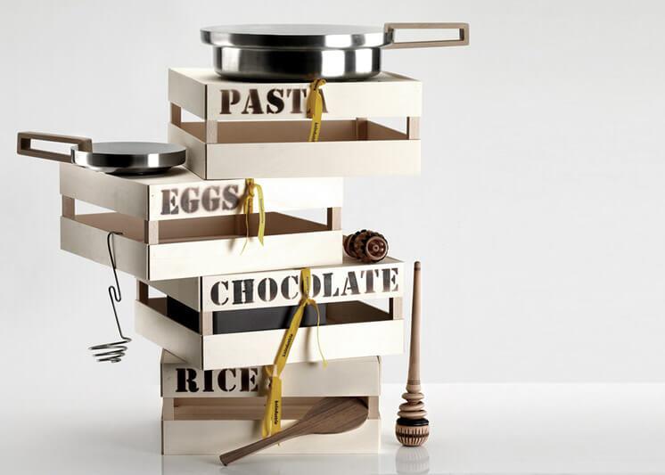 Timber Tonic knindustrie Cookware Sets Est Magazine