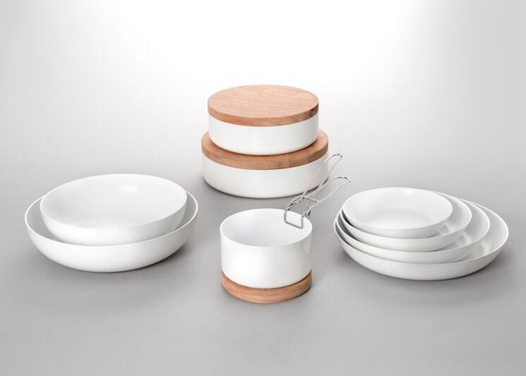 Timber and Tonic ABCT 17 Piece Cookware Set Est Magazine