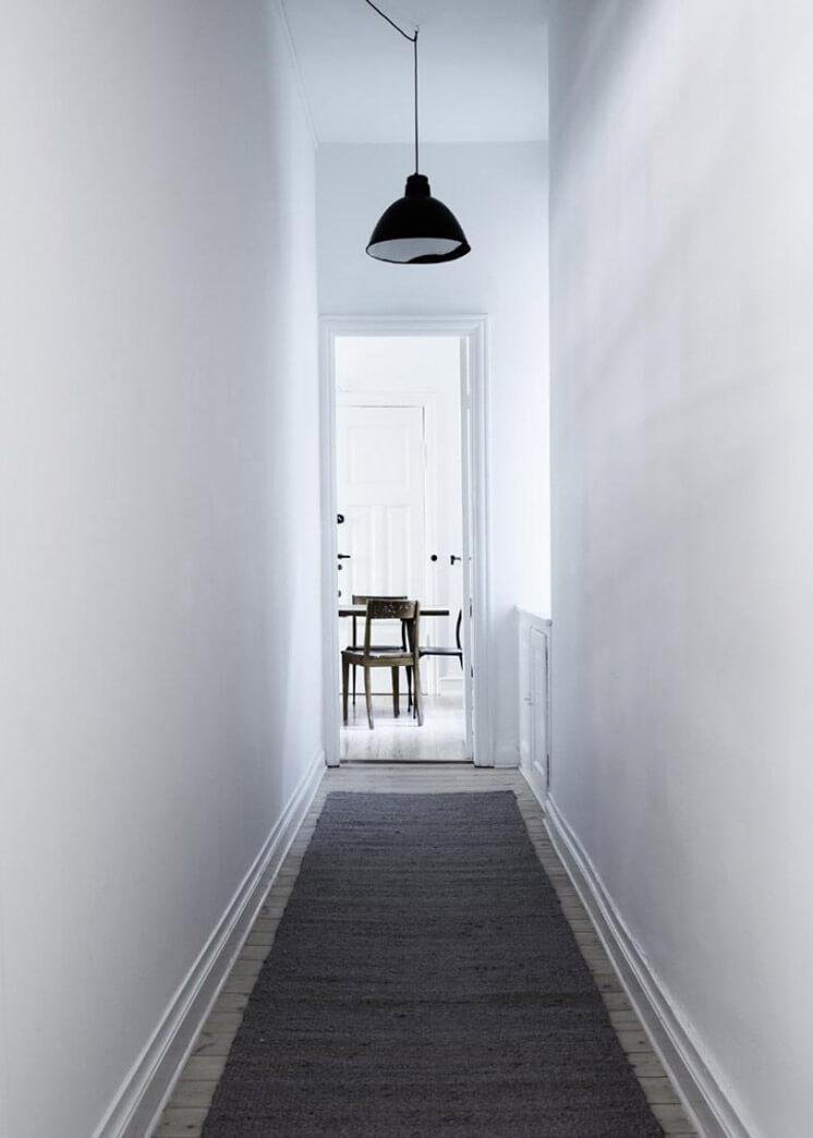 Hallway Yvonne Kone Home © Line Klein for Elle Decoration Est Magazine