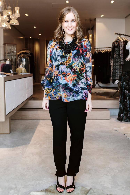 Shop Girl Megan Park 2 Est Magazine