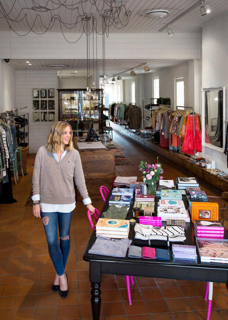Grace Shop Girl 1 © Sarah Wood Est Magazine