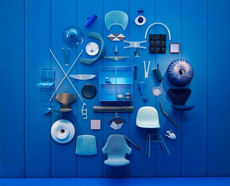 Milan Design Week 2013 Danish Chromatism Blue Et Magazine