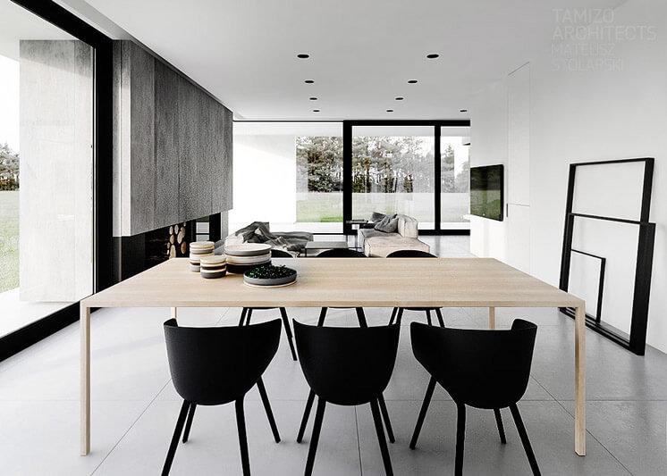 Tamizo Architects Mateusz StolarskiR house 08 Est Magazine