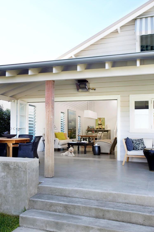Justine Hugh Jones Design Indoor Outdoor Est Magazine