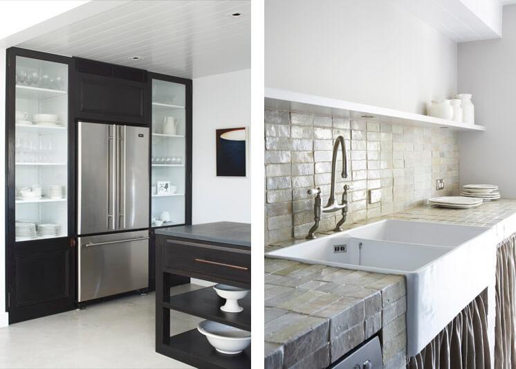 Justine Hugh Jones Design Kitchen Details Est Magazine