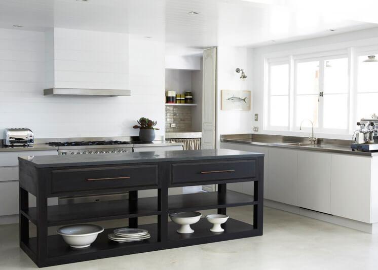 Justine Hugh Jones Design Kitchen Est Magazine