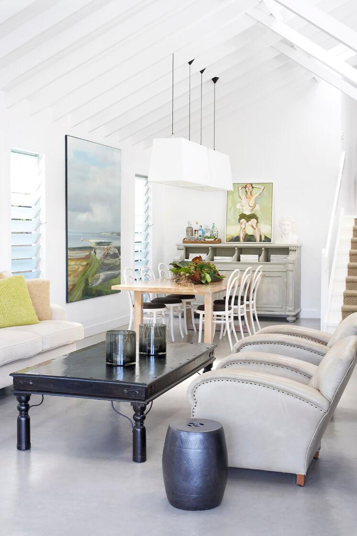 Justine Hugh Jones Design Living Room Est Magazine