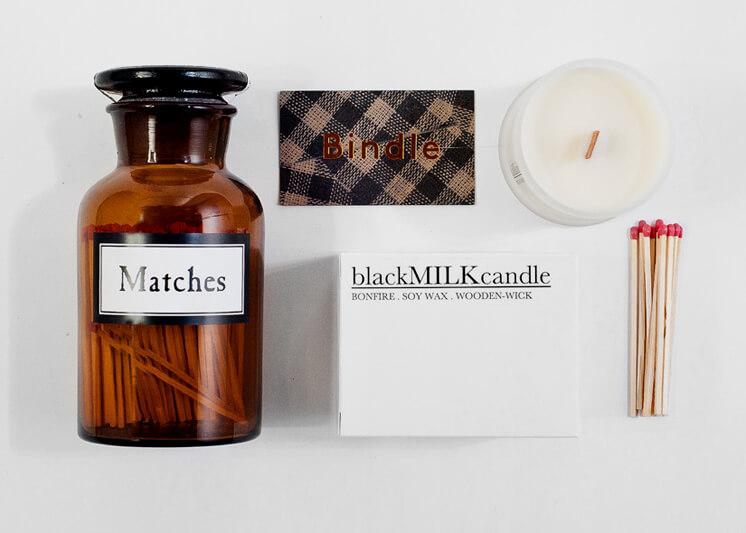 Light a candle Make a Wish Bindle Est Magazine