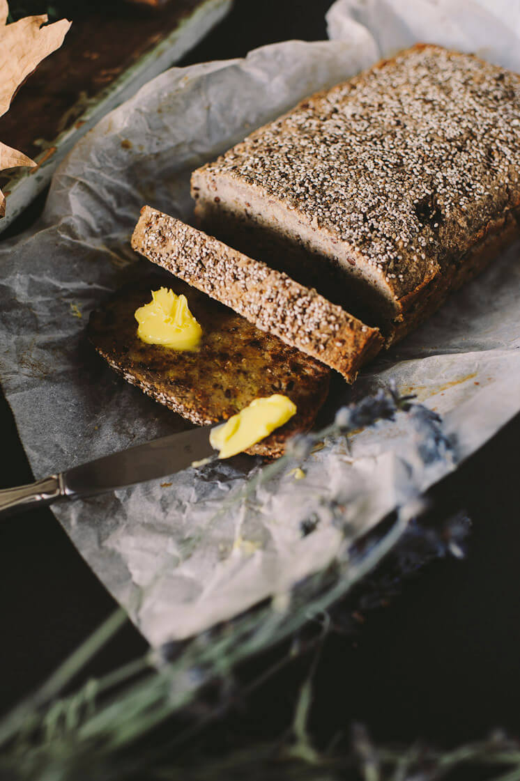 Mr Darcy Maxwell Burnt Caramel Banana Bread © Tori Simson Est Magazine