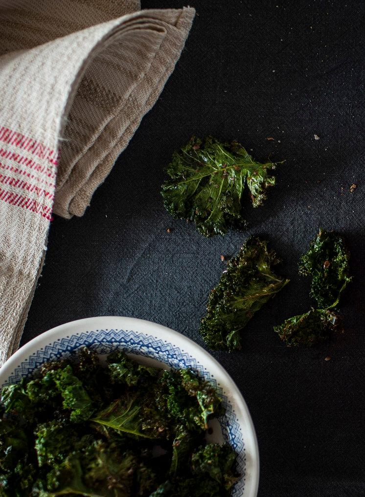 Mr Darcy Maxwell Turmeric Kale © Tori Simson Est Magazine