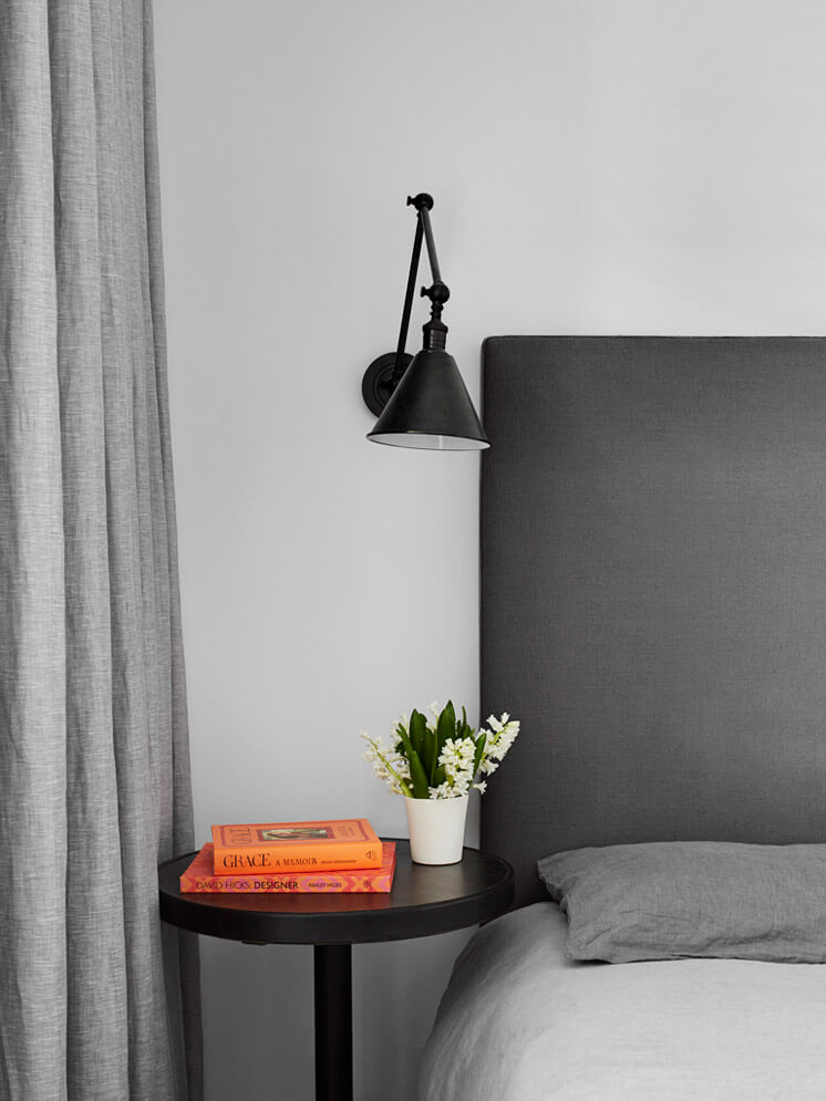 Tania Hendelsmann North Sydney House Bedroom © Jem Cresswell Est Magazine