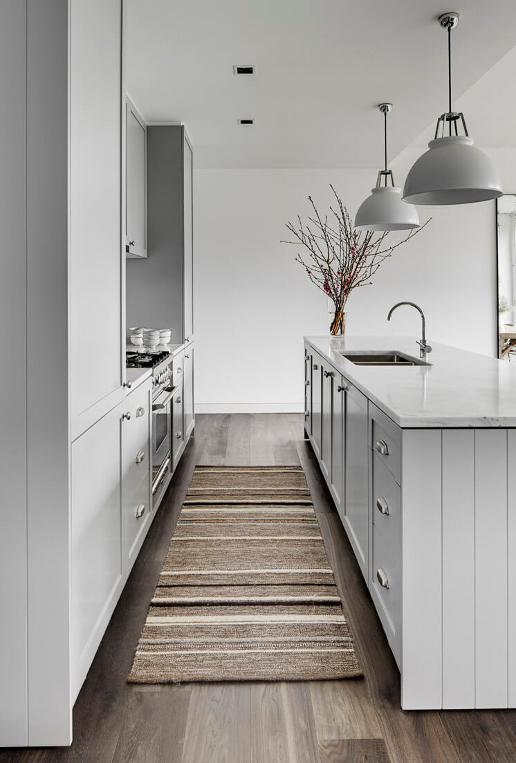 Tania Hendelsmann North Sydney House Kitchen Galley © Jem Cresswell Est Magazine