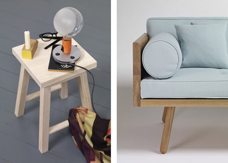 Another Country Stool Cushions Bolster Est Magazine