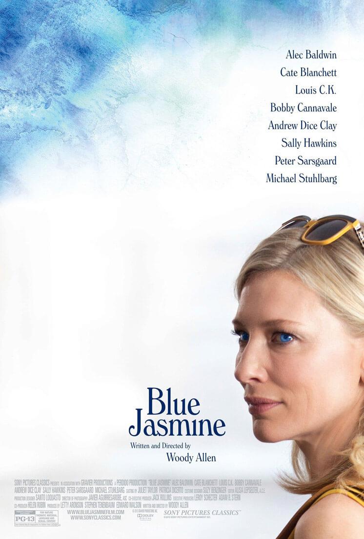 Blue Jasmine Woody Allen Poster Est Magazine