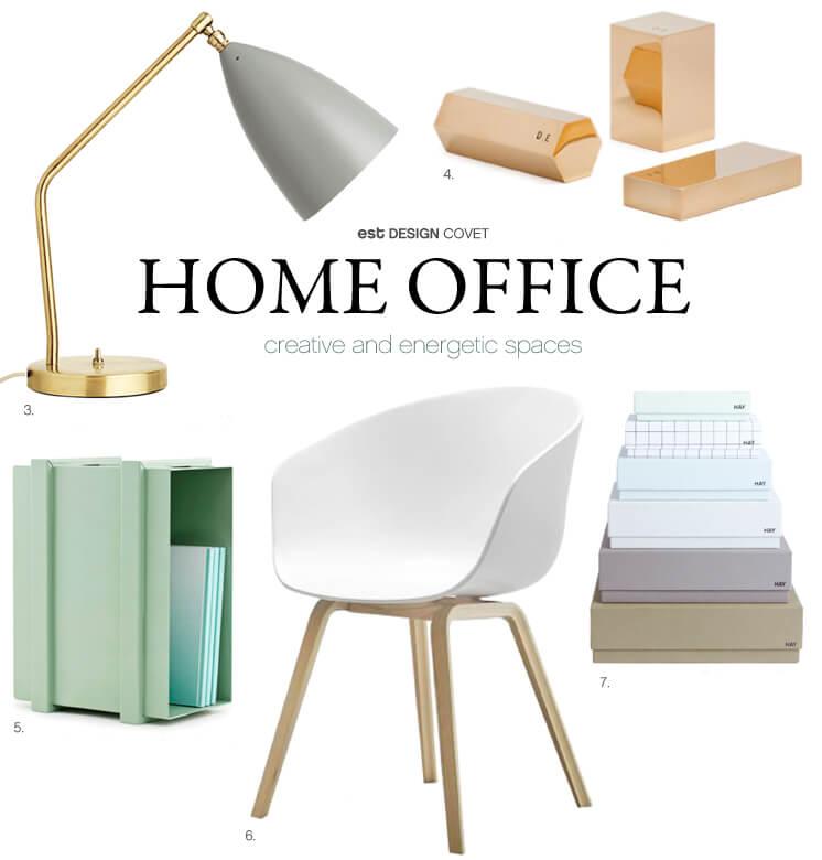 Design Covet Home Office Est Magazine