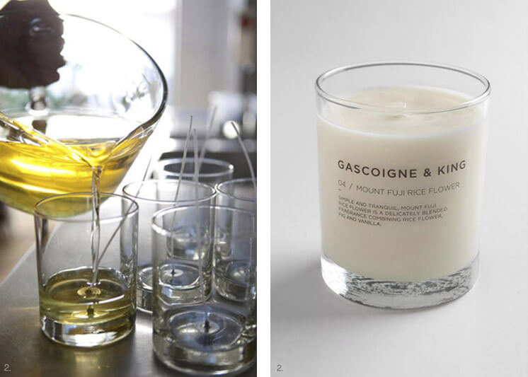 Gasgoine King Candle Est Magazine