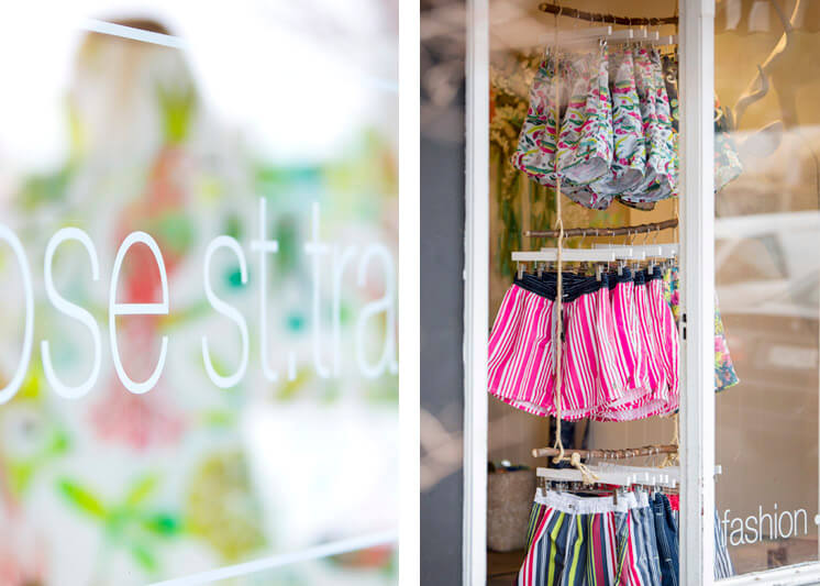 Rose St Trading Co Window © Sarah Wood Est Magazine