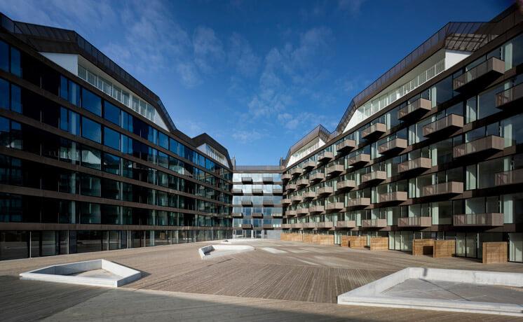 Stay Copenhagen Internal Courtyard Est Magazine