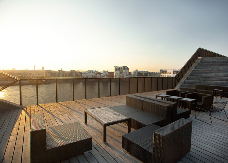Stay Copenhagen Roof Terrace Est Magazine