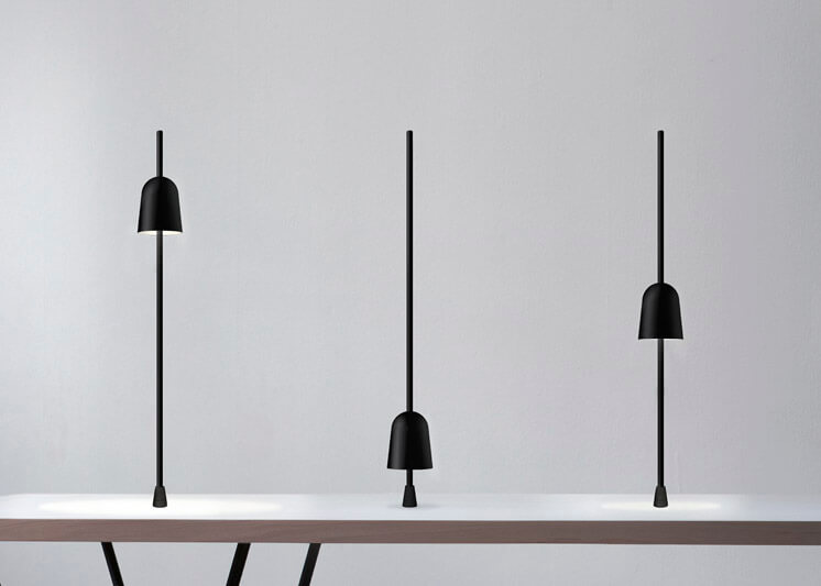 Daniel Bybakken Ascent Table Lights Est Magazine