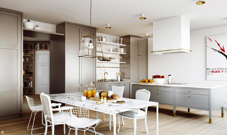 Design Covet Kitchens Oscar Properties Est Magazine
