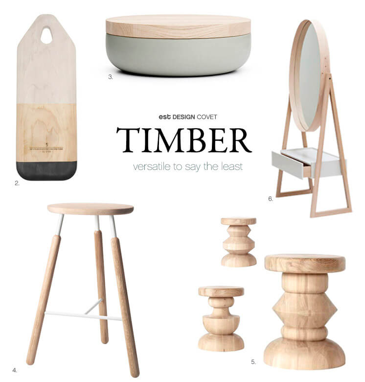 Design Covet Timber Est Magazine