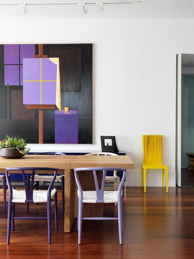 Nexus Tribeca Loft Apartment Dining 01 Est Magazine