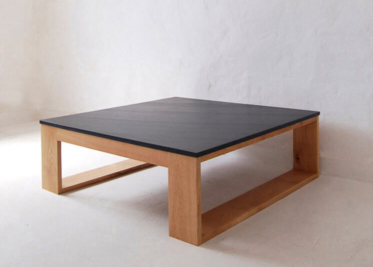 Square Slate Coffee Table © Pacha Design Est Magazine copy