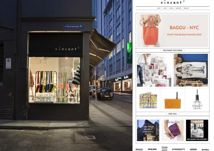 Vincent 2 Little Bourkes St Melbourne Store Website Est Magazine