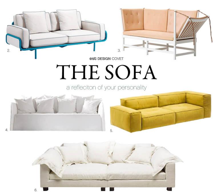 Design Covet The Sofa Est Magazine