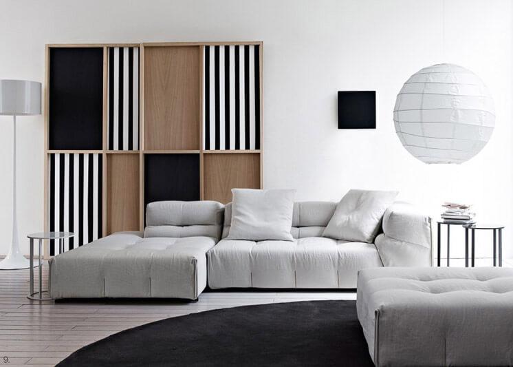 Tufty Too Sofa BB Italia Est Magazine