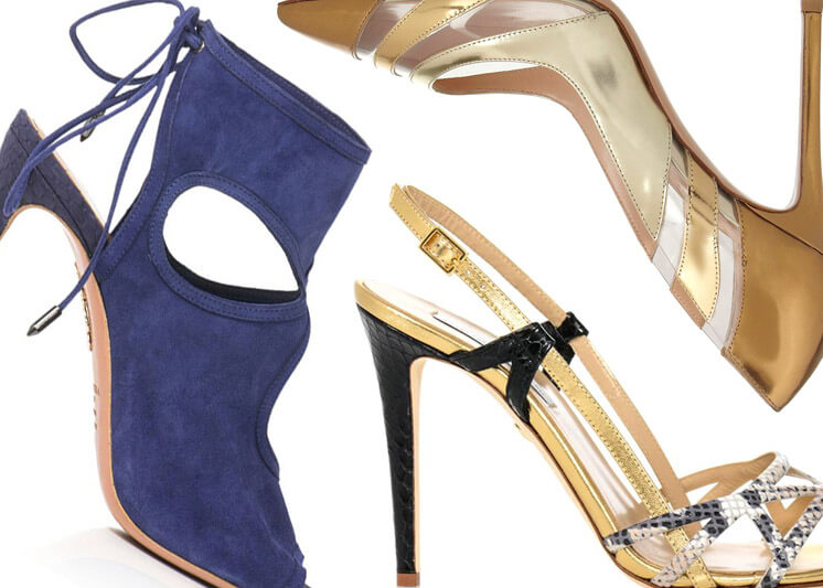 The Low Down | 3 Must-have High Heels