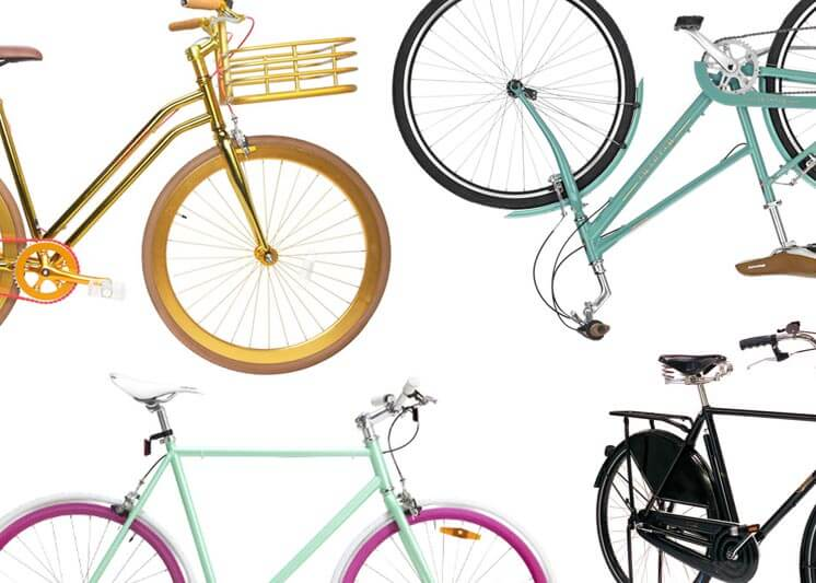 4 Beautiful Bikes You Should Ride Now