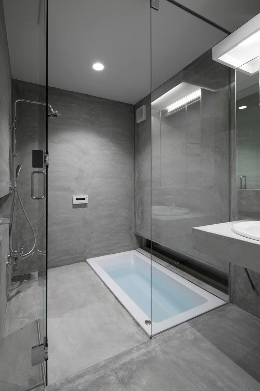 House in Tamatsu Kenji Architectural Studio © Yohei Sasakura06 Est Magazine