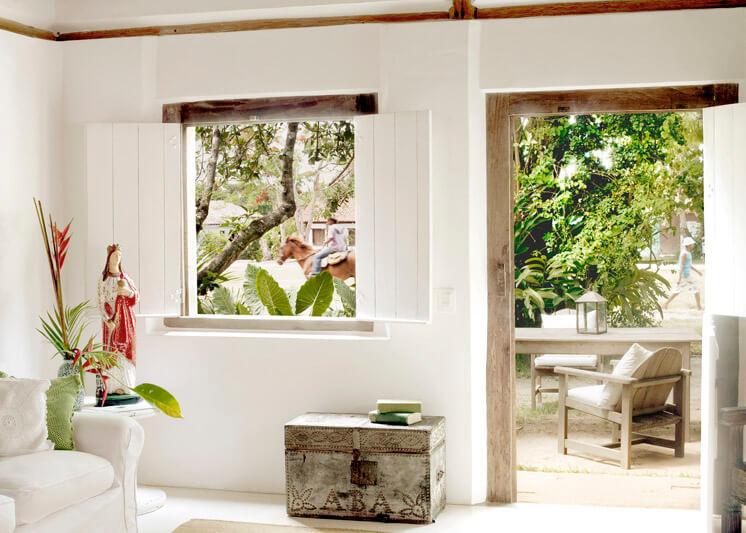 Mr and Mrs Smith Uxua Casa Hotel Spa Bahia Brazil Gulab Mahal Lounge