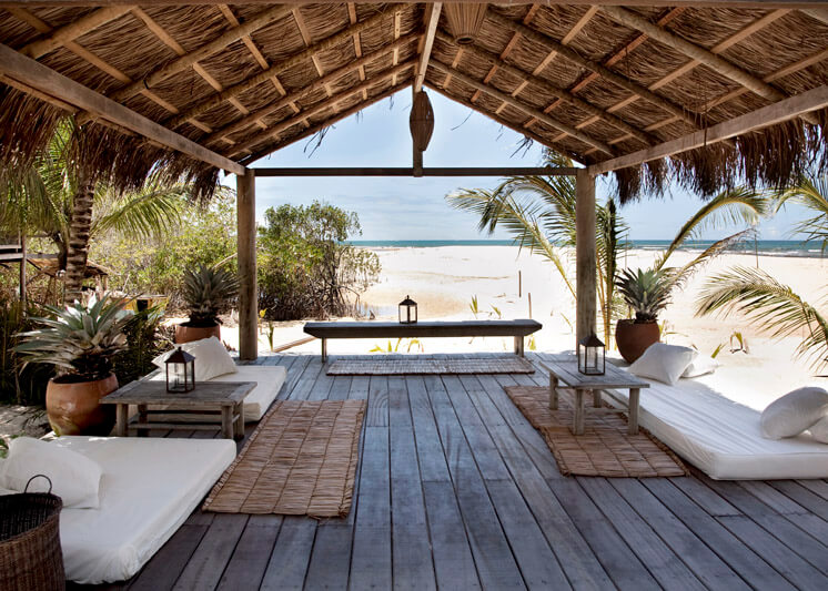 Mr and Mrs Smith Uxua Casa Hotel Spa Bahia Brazil Uxua Beach