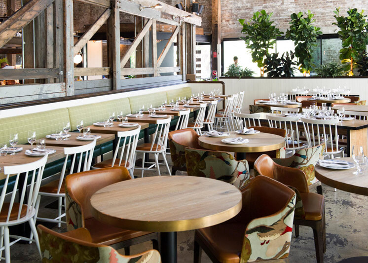 Rushcutters Dining Room The Keystone Group Est Magazine