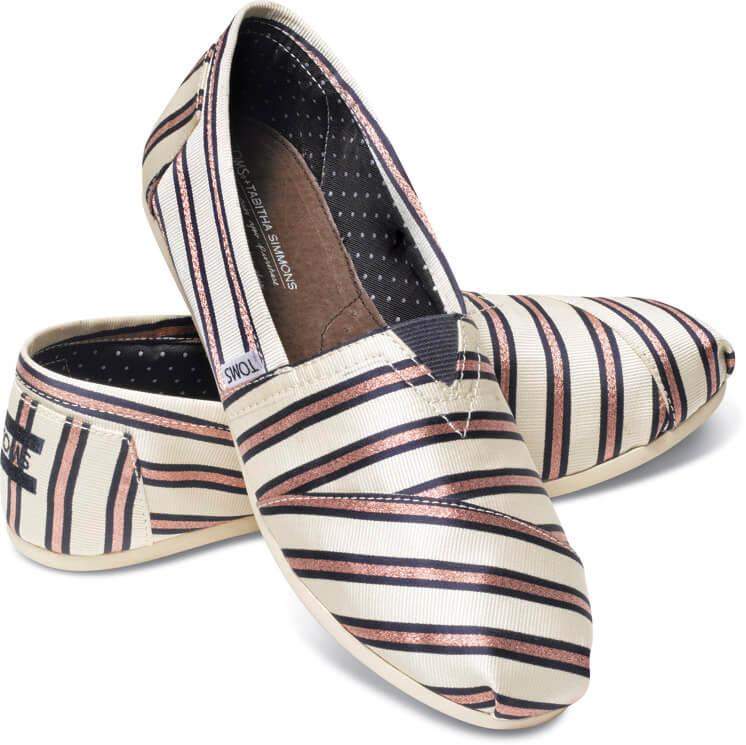 TOMS Shoes + x Tabitha Simmons 1 Est Magazine